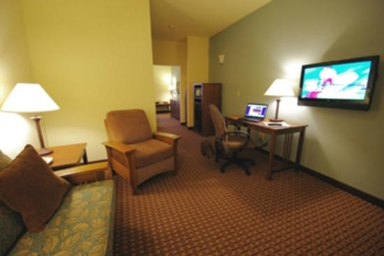 Mountain Inn & Suites Airport: Preferred King Suite