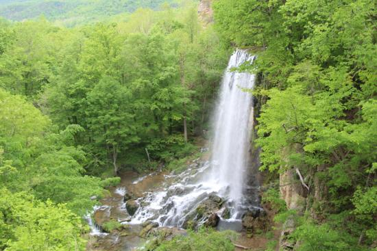Covington (VA) United States  city images : ... , COVINGTON, VA Picture of Falling Springs Waterfall, Covington