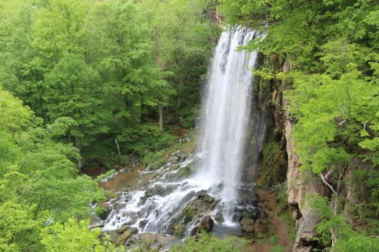 Covington (VA) United States  city pictures gallery : ... , COVINGTON, VA Picture of Falling Springs Waterfall, Covington