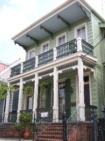 Garden district b b updated 2018 reviews price - Hotels near garden district new orleans ...