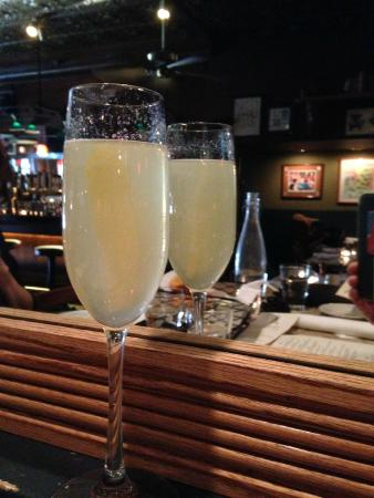 Maple Tree Inn : French 75
