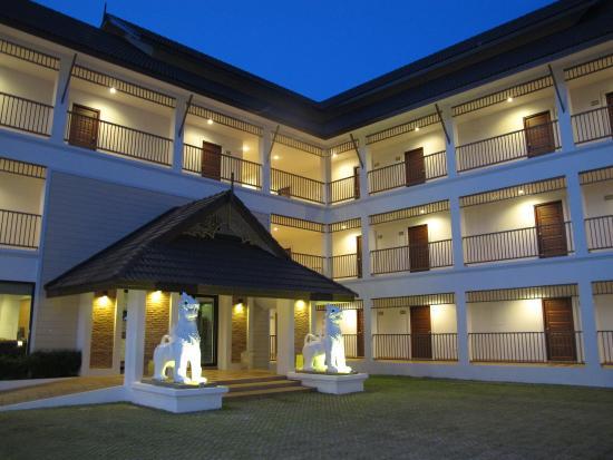 Sabai Chiang Saen Hotel โรงแรมกลางค น