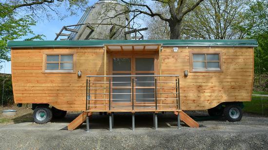 moderner wohlf hl duschwagen bild von baumhaushotel solling uslar tripadvisor. Black Bedroom Furniture Sets. Home Design Ideas