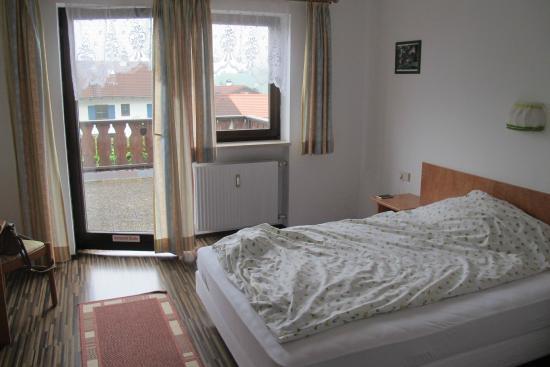 Hotel Alpenblick Berghof: Одноместный номер