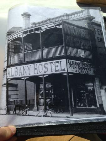 Dylans on the Terrace: A Restaurant with a bit of history