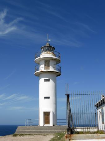 Cabo Touriñán: Faro de Touriñán