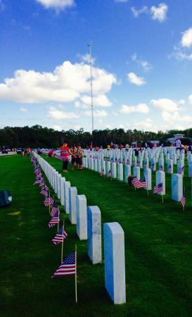 ‪South Florida National Cemetery‬