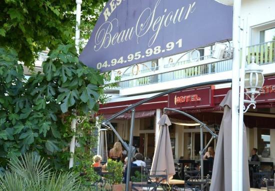Hotel Le Beau Sejour St Raphael