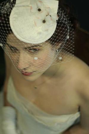 แบร์รี, แคนาดา: Bridal Fascinator