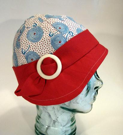 Barrie, Canada: The Gin Fizz Hat