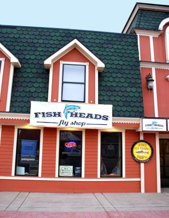 ‪Fish Heads Fly Shop‬