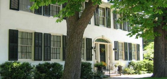 The Rogers Harrison House: Welcome to our home!