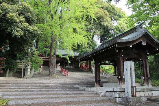 ‪Kiryu Nishinomiya Shrine‬