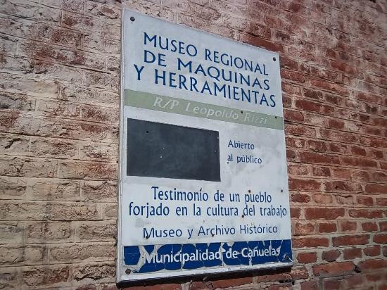 Museo Regional de Maquinaria Agricola Leopoldo Rizzi