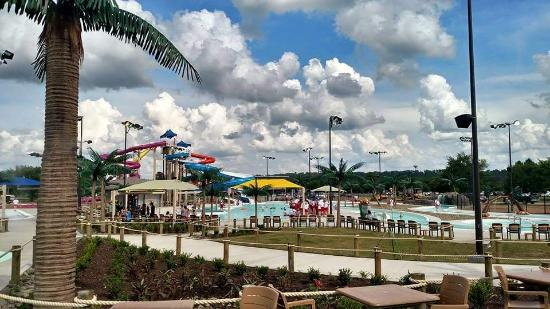 Parrot Island Waterpark