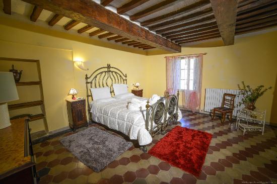 Agritur de Charme Villa Stampa: Letto Suite