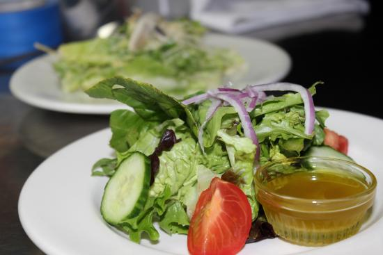 Rose & Thistle: A simple vinaigrette