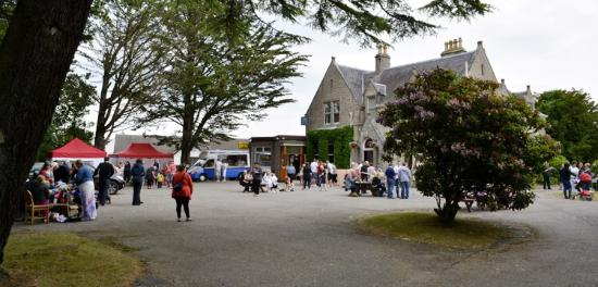 Westerlea Hotel Nairn: Family Fun day