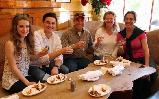 Gourmet Food & Wine Tours -  Sonoma Food & Wine Tour