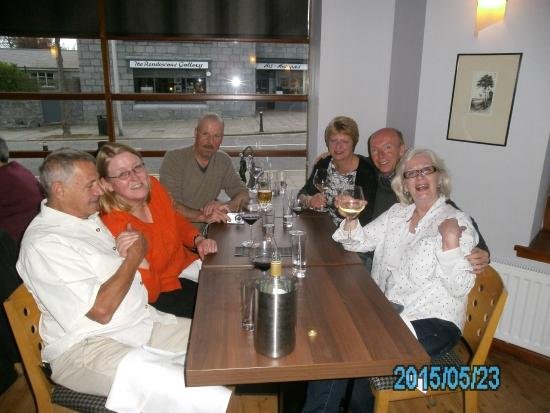 Rendezvous at Nargile: Conclusion to a Wonderful Dinner
