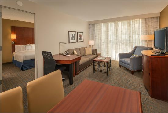 marriott residence inn bethesda md reviews