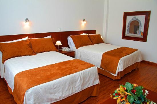 Hotel Ajavi: Habitación Doble