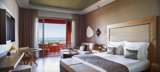 The Ritz-Carlton, Abama: Deluxe room with ocean view