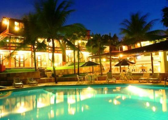 Hotel Tubarao: Área da piscina