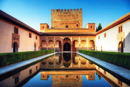 The Alhambra, Granada, Spain (133850352)