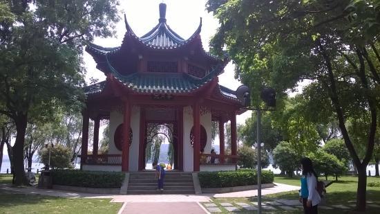 Donghu Tingtao Scenic Area