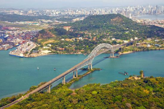 Panama Canal, Panama City, Panama (133851228)