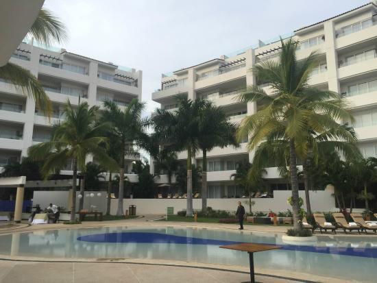 Marival Residences Luxury Resort: Pool