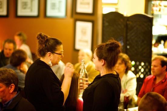Bistro 197: Our staff is ready to please.