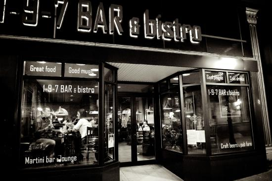 Bistro 197: We are old-school, but new-minded.