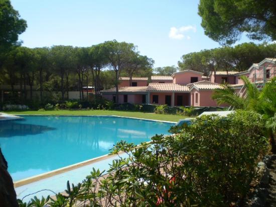 New Barcavela Hotel: piscina