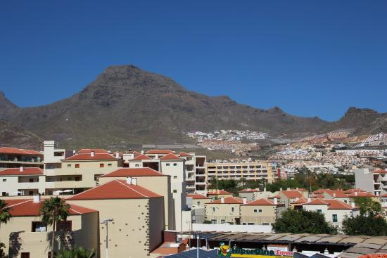 GF Fanabe: View from rooftop sundeck.