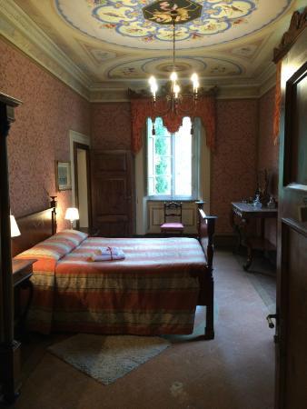 Villa Pedone : My room