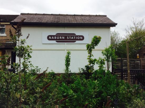 Naburn Station