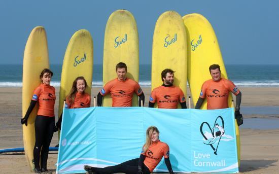 Global Boarders Surf School