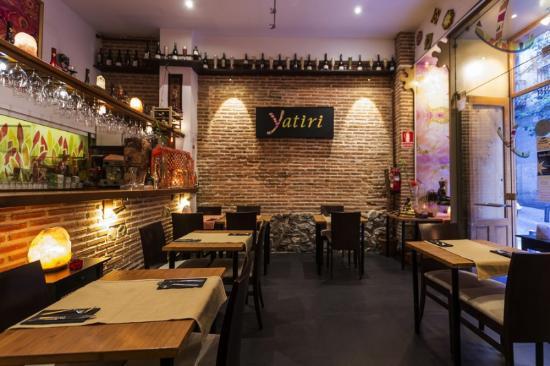 Restaurante yatiri fotograf a de yatiri madrid tripadvisor for Bar restaurante