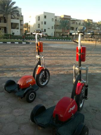 Scooter & Bike Renting