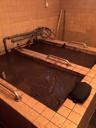 Roman Spa Hot Springs Resort: Awesome mud bath!