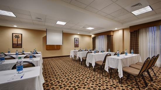 BEST WESTERN PLUS Daphne Inn & Suites: Meeting Room