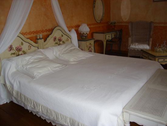 La Guérinière : chambre Hortensia