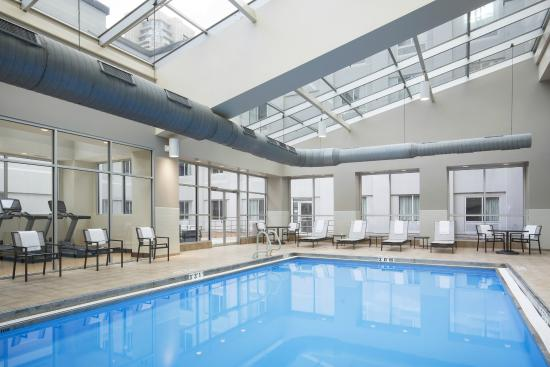 Ac Hotel By Marriott Chicago Downtown Renew And Refresh In Our Indoor Pool