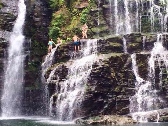 Full Day Waterfall Adventure: Nauyaca Waterfall