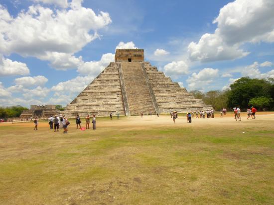 Gray Line Tours Riviera Maya: Main Temple