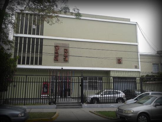 Museo Amano: fachada del museo