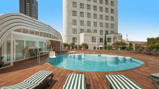 Sercotel Sorolla Palace Hotel : Piscina Verano