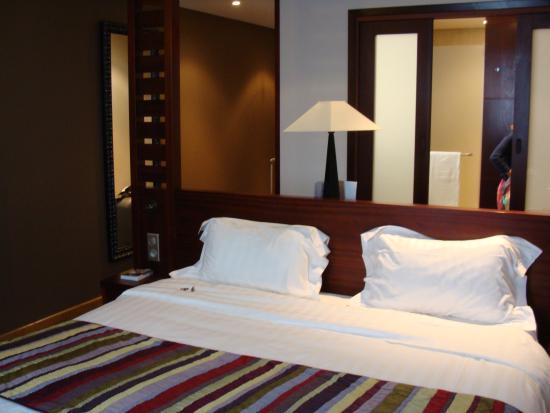 Hôtel LE MAURITIA : Chambre